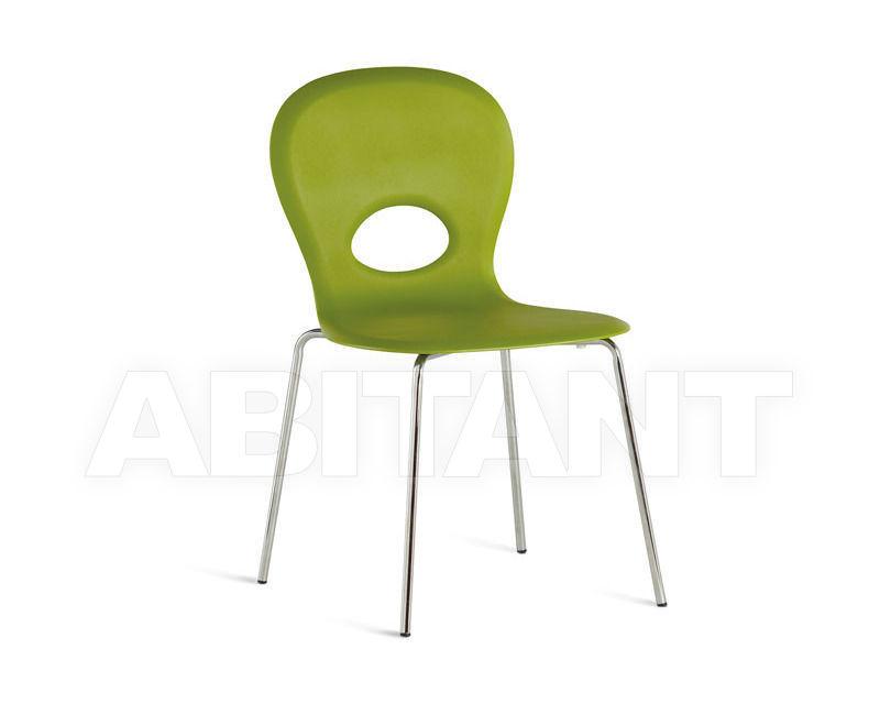 Купить Стул Slide Furniture SD MOU080 green