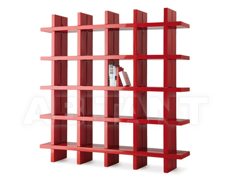 Купить Полка Slide Furniture SD BOK230 red