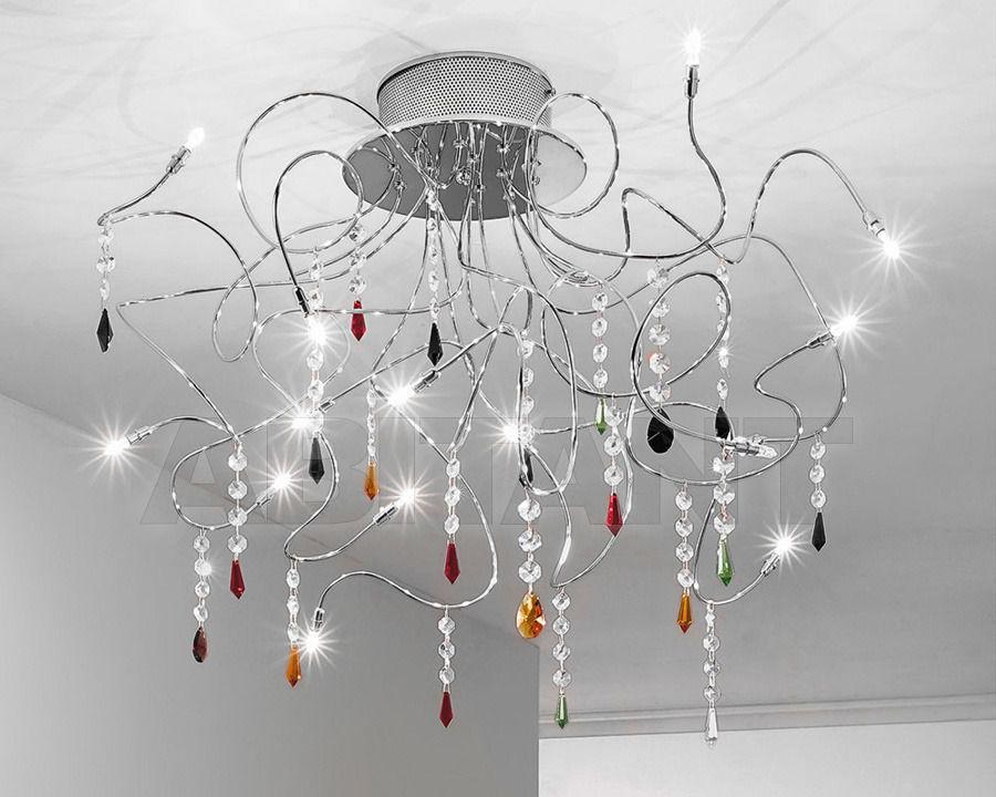 Купить Люстра SAGITTA Antea Luce Generale Collection 5572.15 - 10W COL