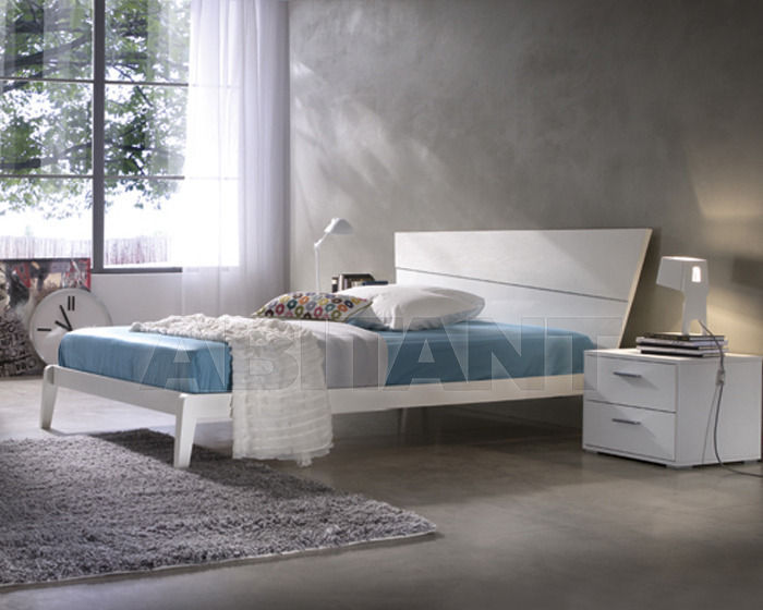 Купить Кровать DIAGONAL MAB srl Notte & Giorno LDG C212