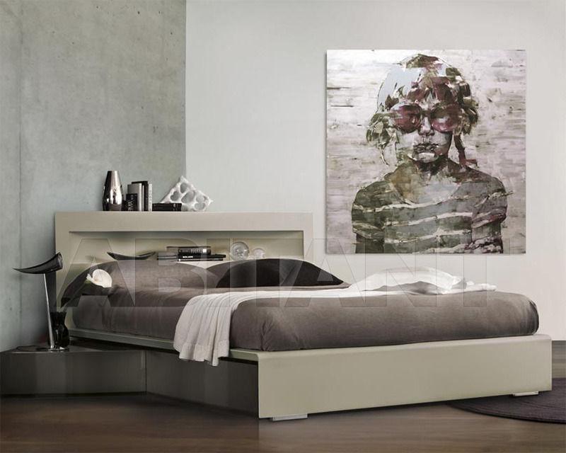 Купить Кровать ARTICK Fimes Industria Mobili Fimes (s.a.s.)  Letti 30B01 2