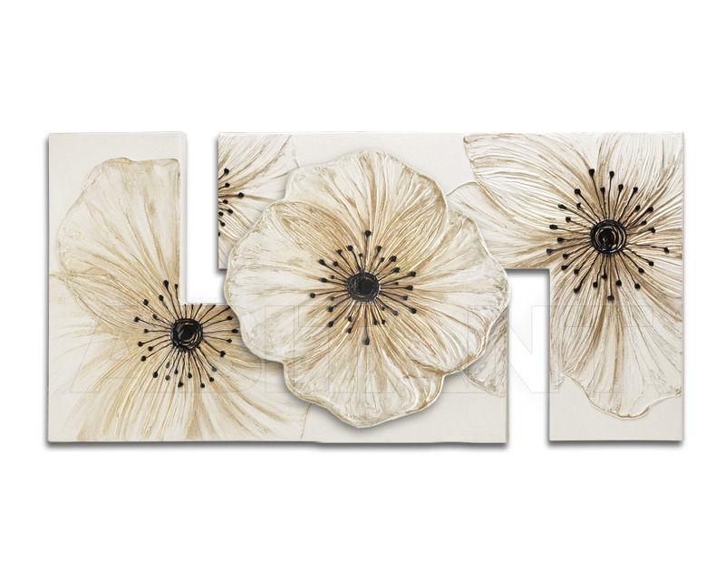 Купить Декоративное панно Pintdecor / Design Solution / Adria Artigianato Clocks P4076