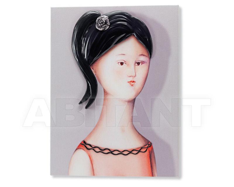 Купить Декоративное панно Pintdecor / Design Solution / Adria Artigianato Clocks P3648