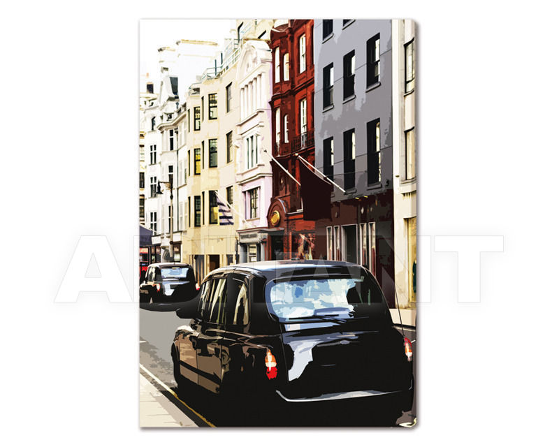 Купить Картина Pintdecor / Design Solution / Adria Artigianato Furnishing Paintings P3590