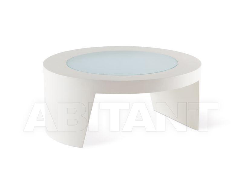 Купить Столик журнальный Slide Furniture SD TAO080 WHITE