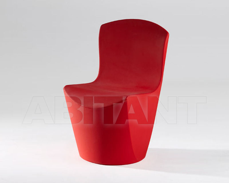 Купить Стул Slide Furniture SD ZOE080 red