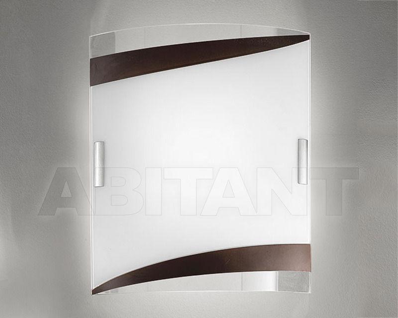 Купить Светильник настенный SQUARE MOKA Antea Luce Generale Collection 5842.47