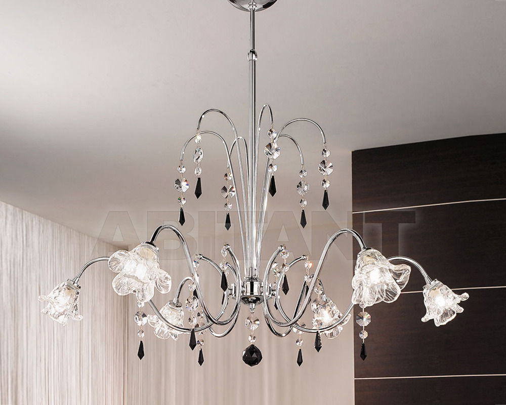 Купить Люстра GINEVRA Antea Luce Generale Collection 5856.6 COL