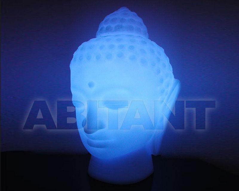 Купить Лампа настольная Slide Lights LA BUD035 blue
