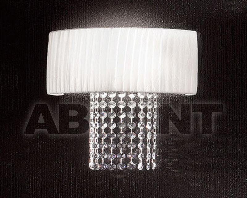 Купить Светильник настенный KIRK CON CRISTALLI Antea Luce Generale Collection 6044.1.40
