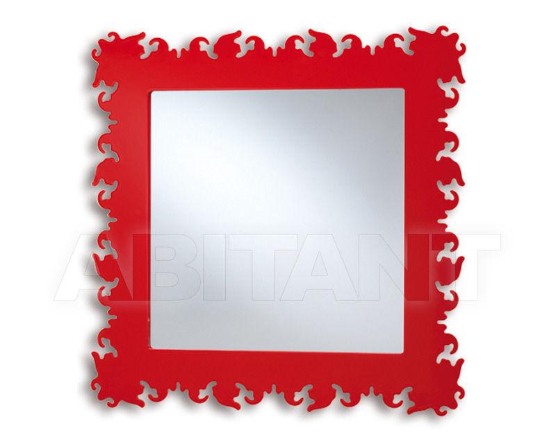 Купить Зеркало настенное Pintdecor / Design Solution / Adria Artigianato Specchiere P3688