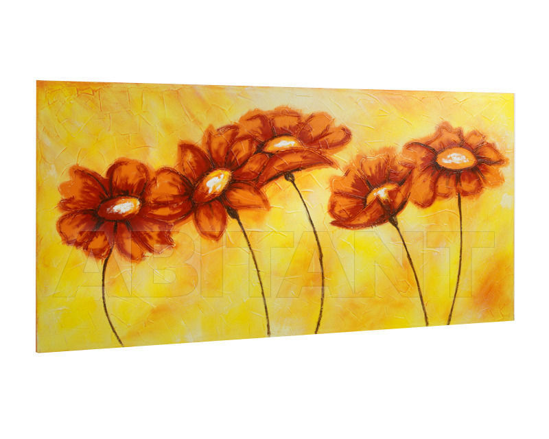 Купить Картина Pintdecor / Design Solution / Adria Artigianato Furnishing Paintings P1296