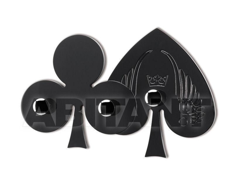Купить Вешалка настенная Pintdecor / Design Solution / Adria Artigianato Appendiabiti P3610