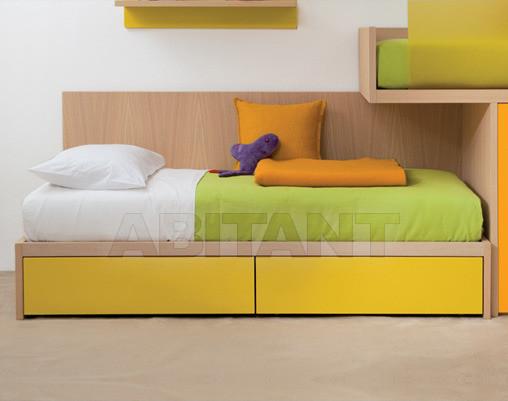 Купить Кровать детская Dear Kids s.n.c. Compact C2C1096BF