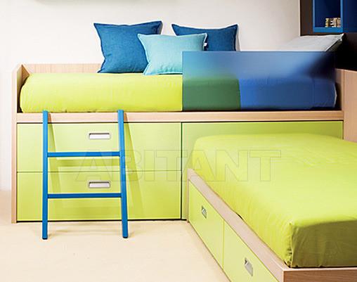 Купить Кровать детская Dear Kids s.n.c. Compact CAC1096L