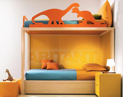 Купить Кровать детская Dear Kids s.n.c. Boxer BK1612RL