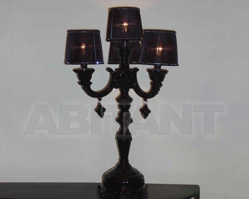 Купить Лампа настольная Razzetti Errepi di R. Razzetti Palladio LA/140/05 NERO