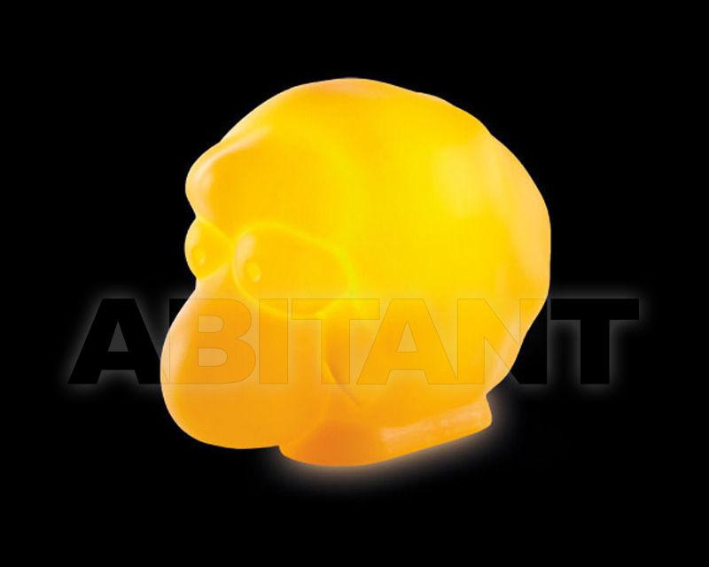 Купить Лампа настольная Slide Lights LP RIA030 orange