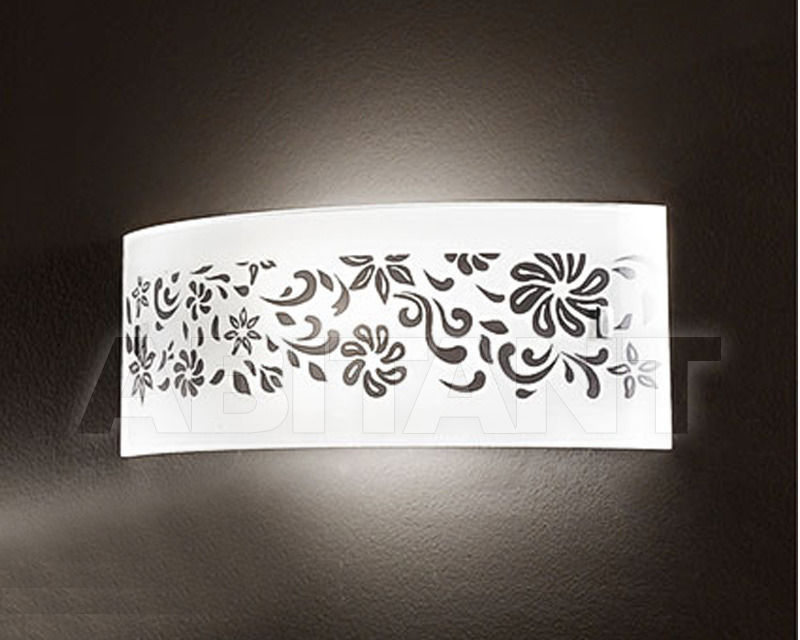 Купить Светильник настенный JACARANDA BROWN Antea Luce Generale Collection 6184.40 E