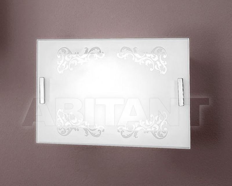 Купить Светильник настенный DAMASCO Antea Luce Generale Collection 6224.32
