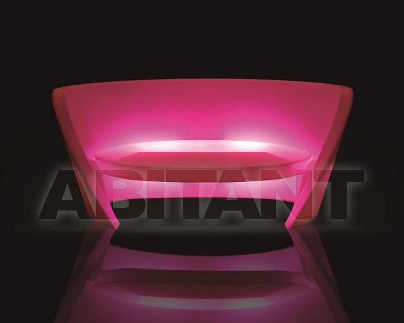 Купить Диван для террасы Slide Lights SD RAP075 light