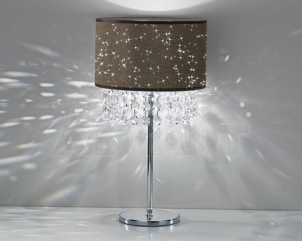 Купить Лампа настольная GLITTER CRIST. Antea Luce Generale Collection 6467.20