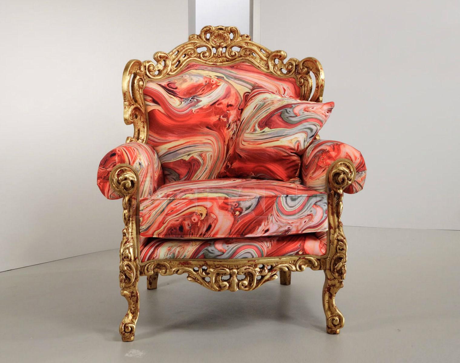 Купить Кресло Splendid RM Arredamenti - Capricio Capricio 10150.P