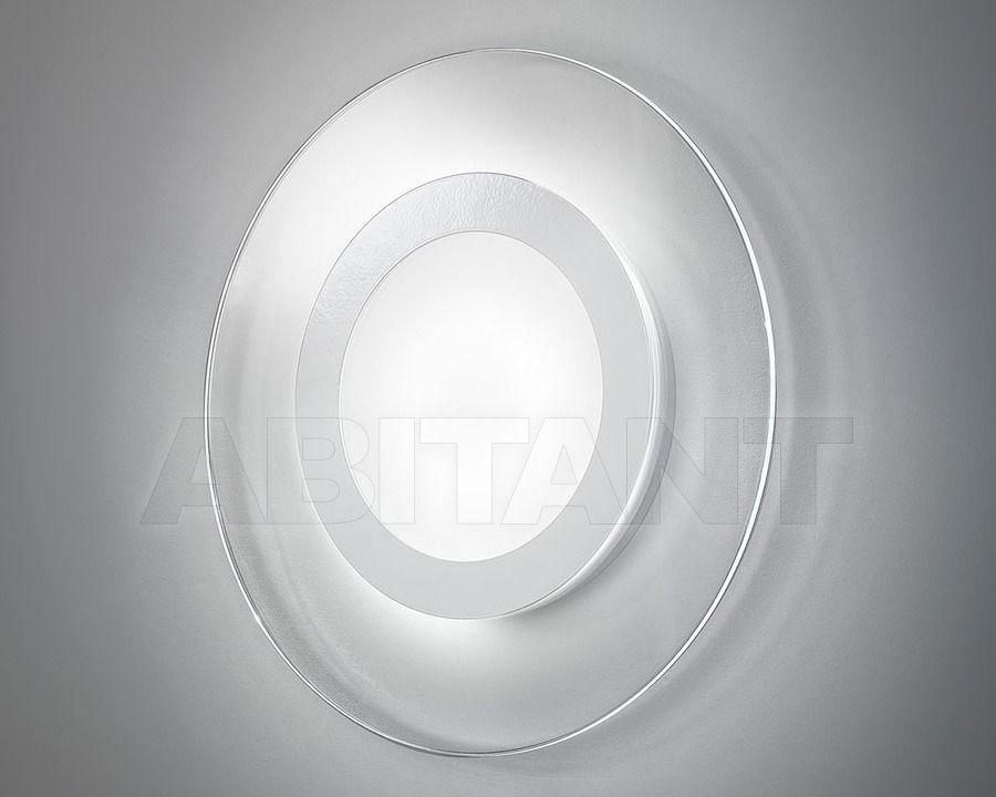 Купить Светильник настенный ROUND Antea Luce Generale Collection 6522.55