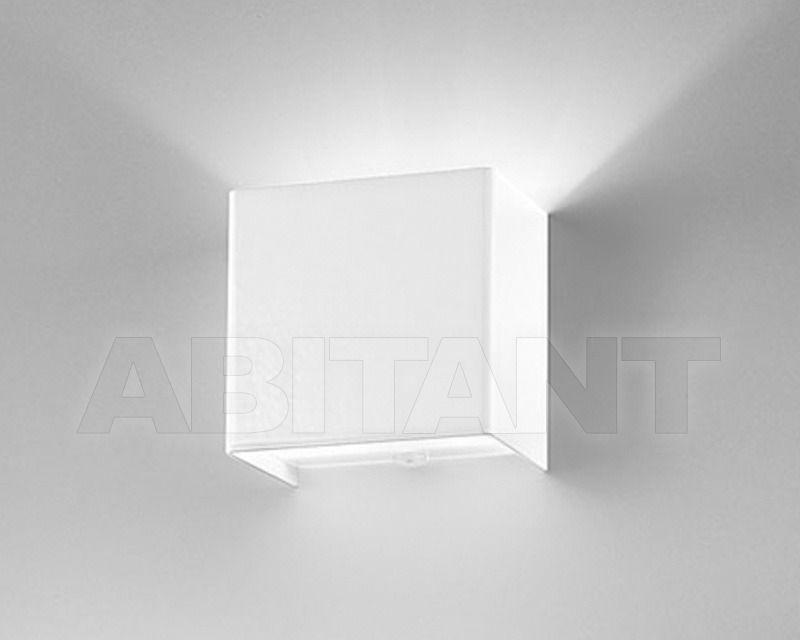 Купить Светильник настенный LINEAR METAL WHI Antea Luce Generale Collection 6542.10