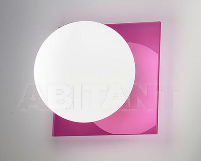 Купить Светильник настенный COCCOLE'N COLORS Antea Luce Generale Collection 6604  4