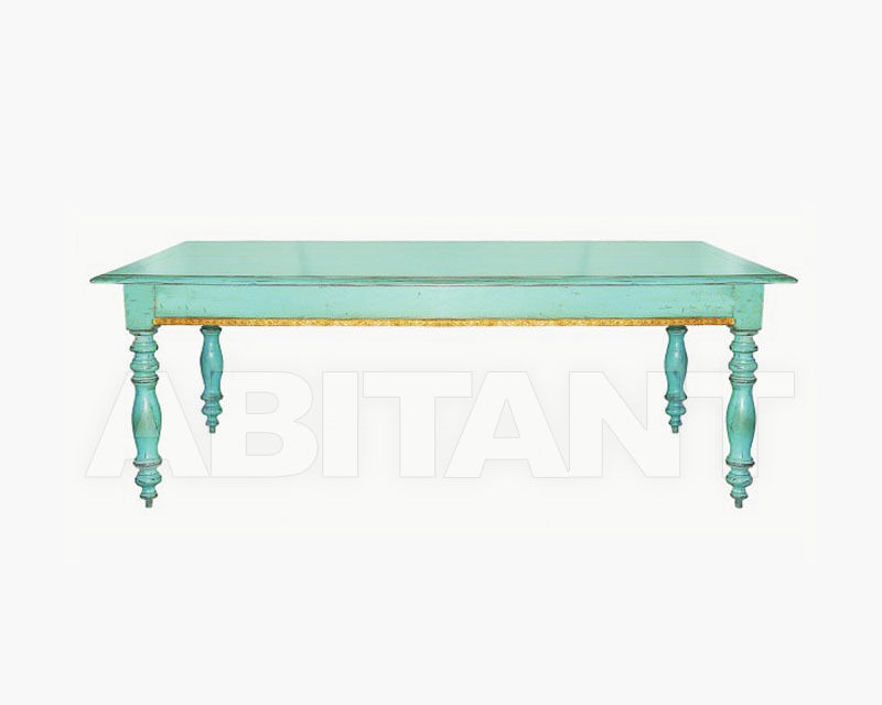 Купить Стол обеденный Agostini & Co. S.r.l.(Agos group) Mobili Colorati C/204