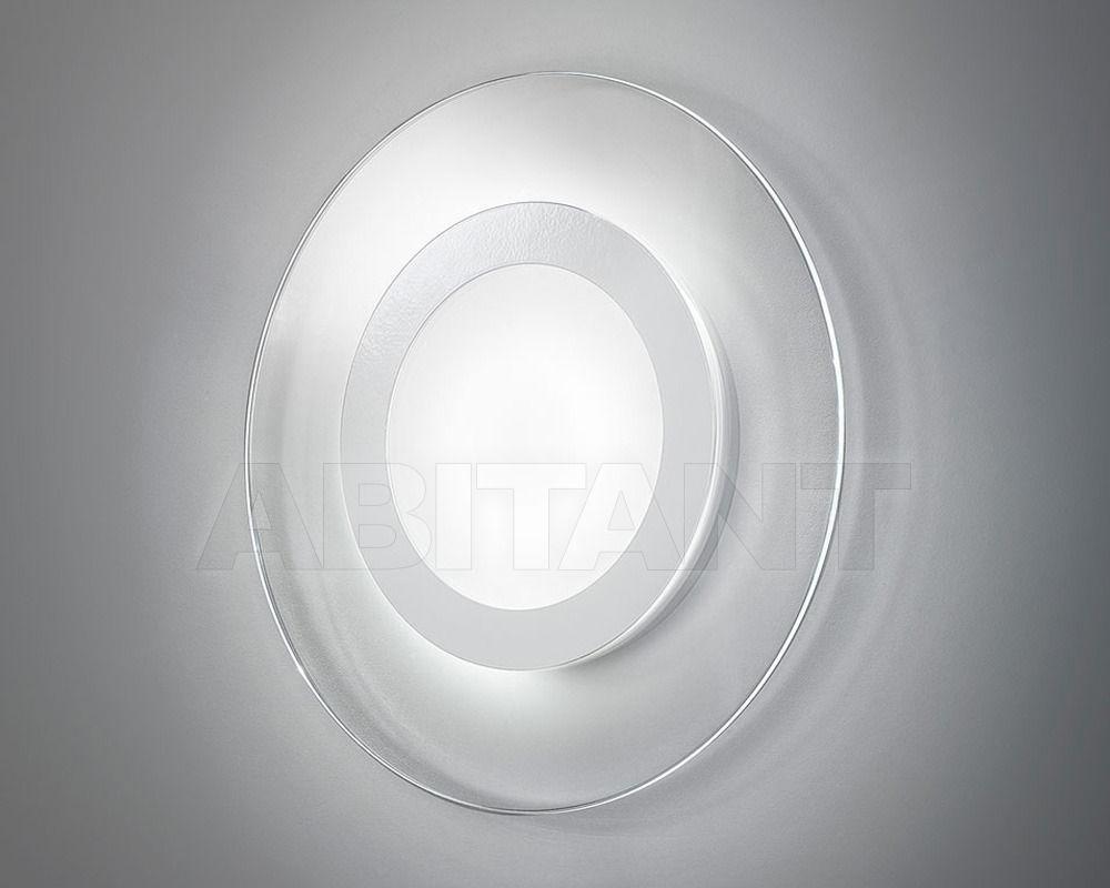 Купить Светильник настенный ROUND Antea Luce Generale Collection 6523.55 FL