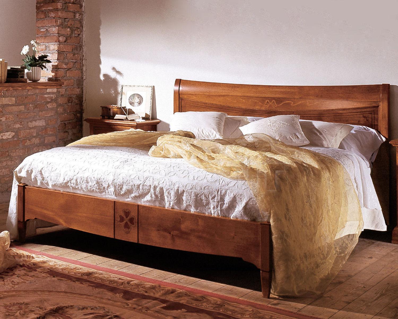 Купить Кровать ABC mobili in stile Ambra 22 LT02/AA