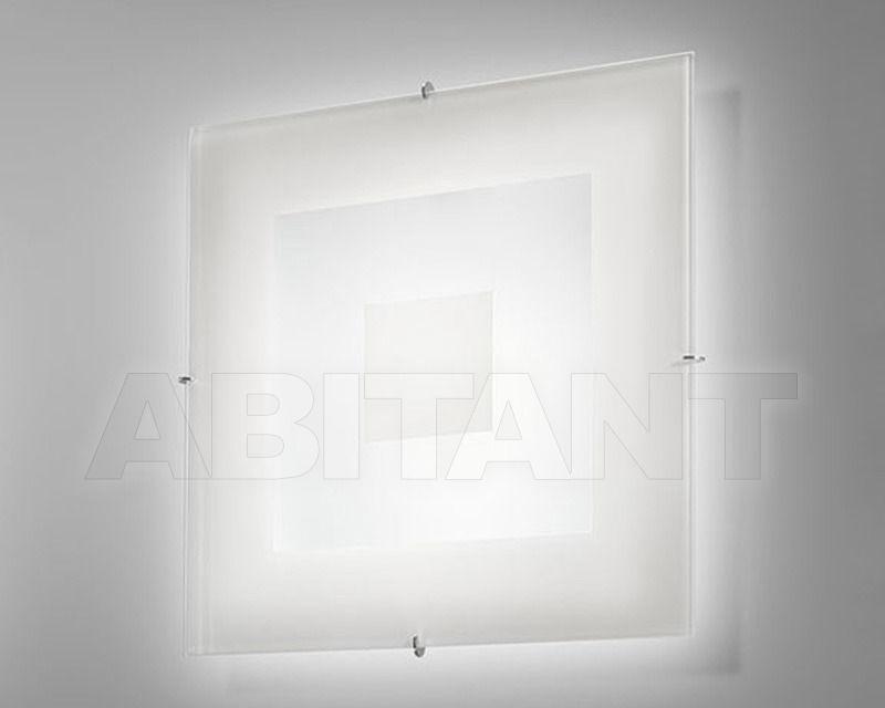 Купить Светильник настенный QUADRO' Antea Luce Generale Collection 6802.40