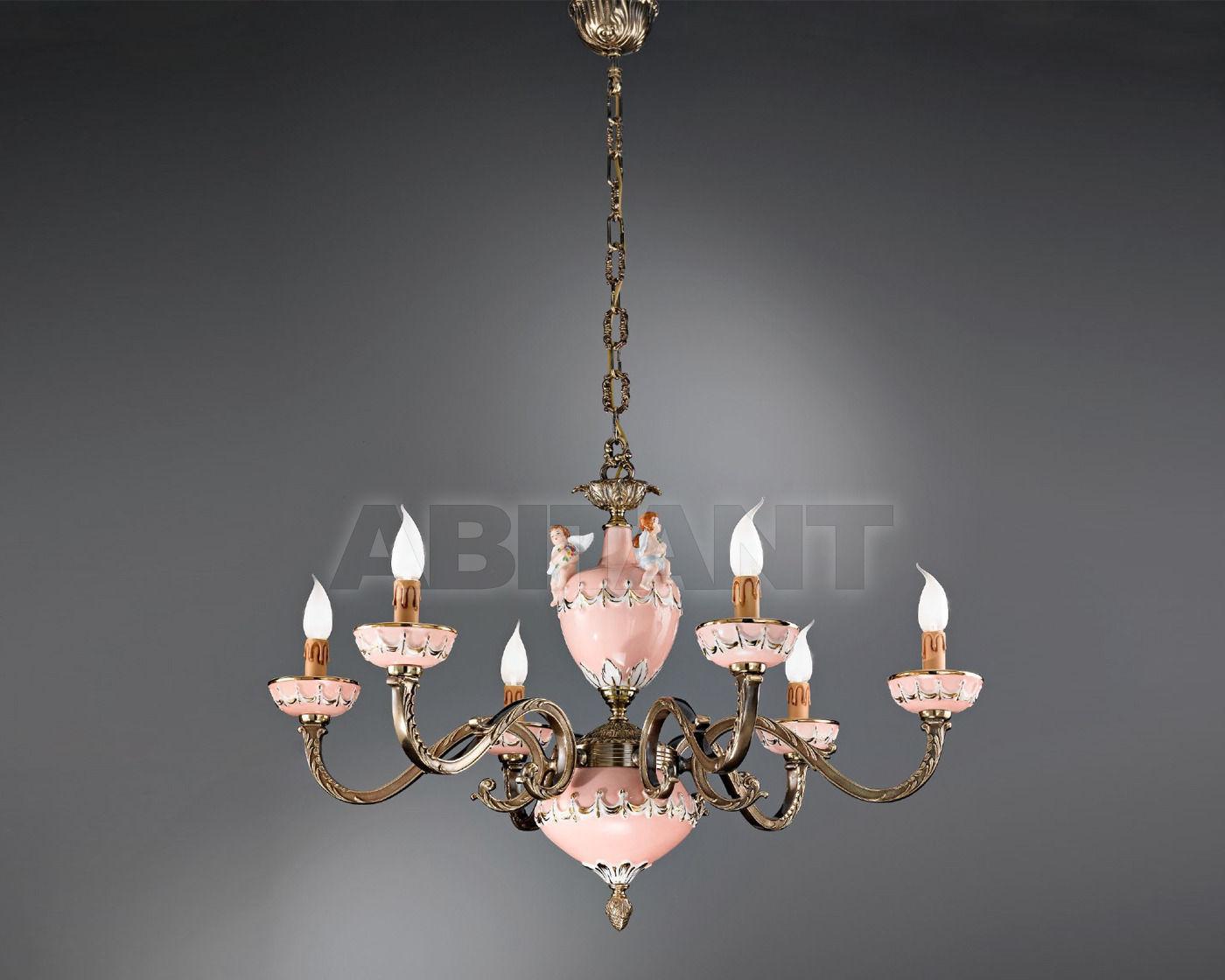 Купить Люстра Nervilamp Snc Nervilamp 2013 935/6/CP