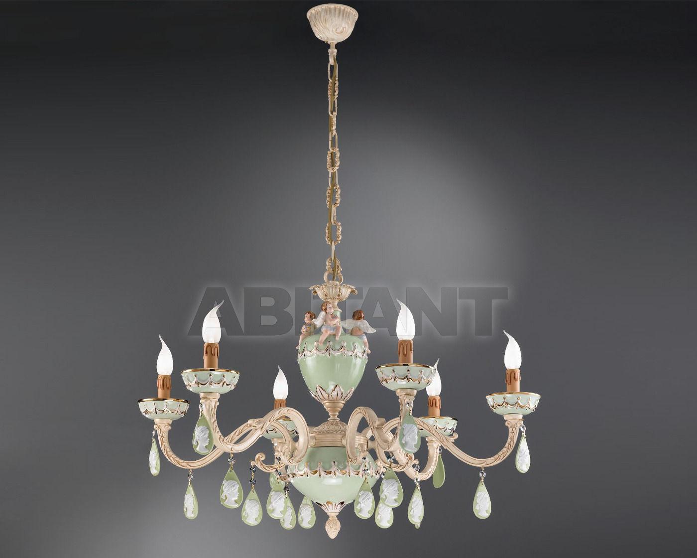 Купить Люстра Nervilamp Snc Nervilamp 2013 930/6/CP