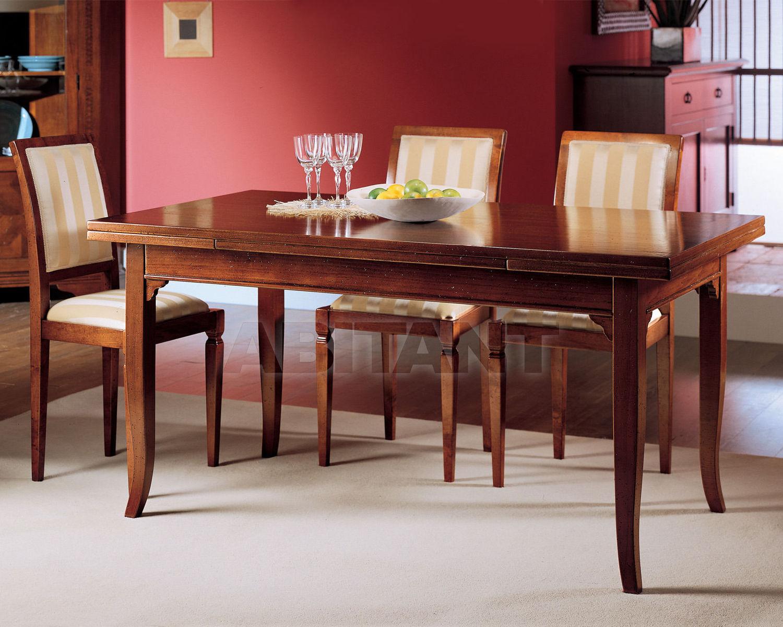 Купить Стол обеденный ABC mobili in stile Botticelli TA 1005/R/EA