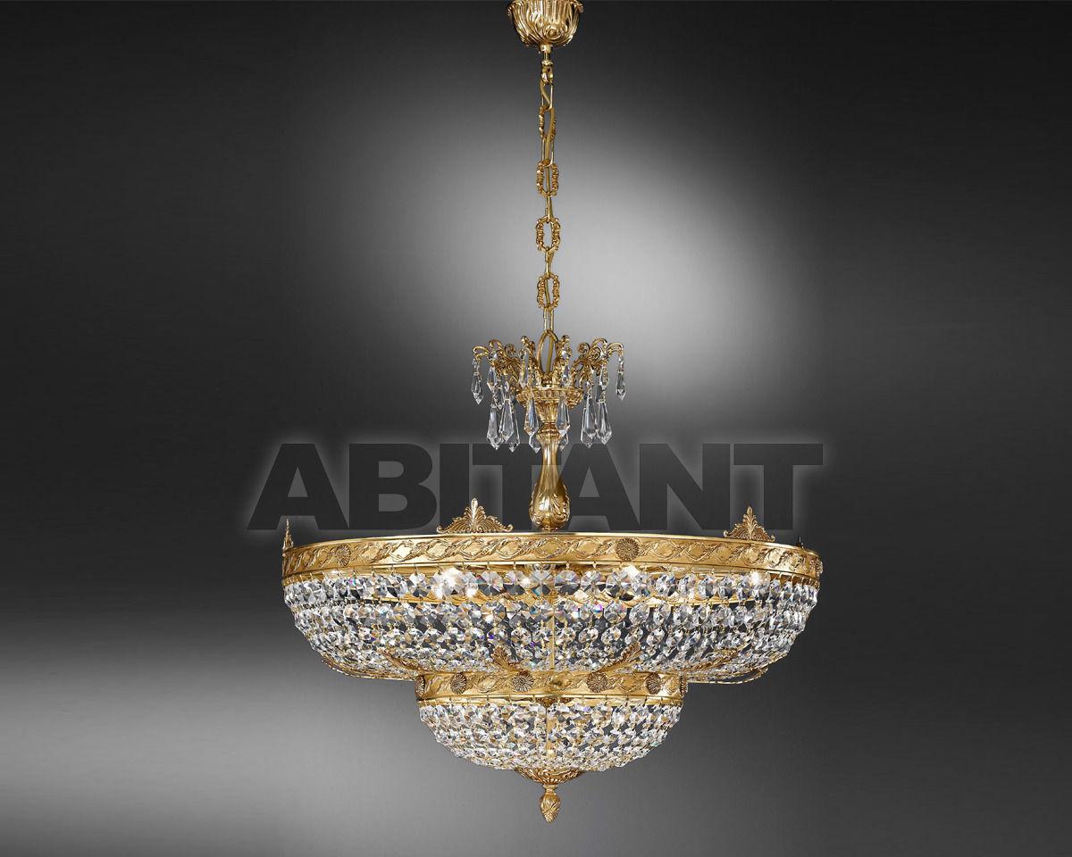 Купить Люстра Nervilamp Snc Nervilamp 2013 880/12+6S