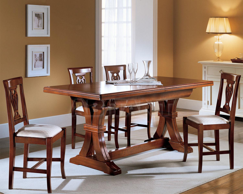 Купить Стол обеденный ABC mobili in stile Botticelli TA 111
