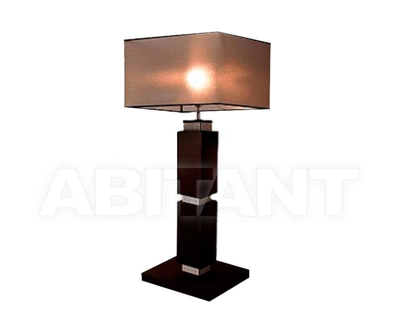 Купить Лампа настольная BUILDING Karman srl City L3016WG