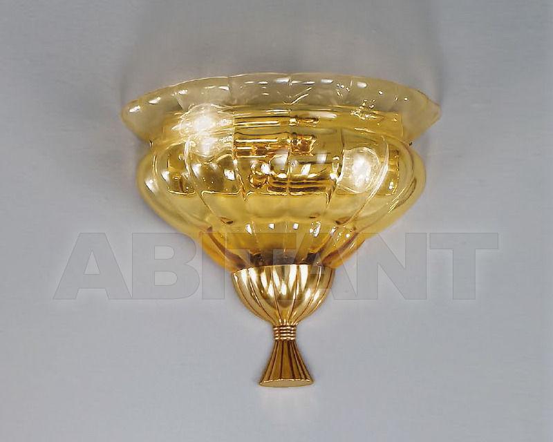 Купить Бра Nervilamp Snc Nervilamp 2013 A13/2 crystal ambra