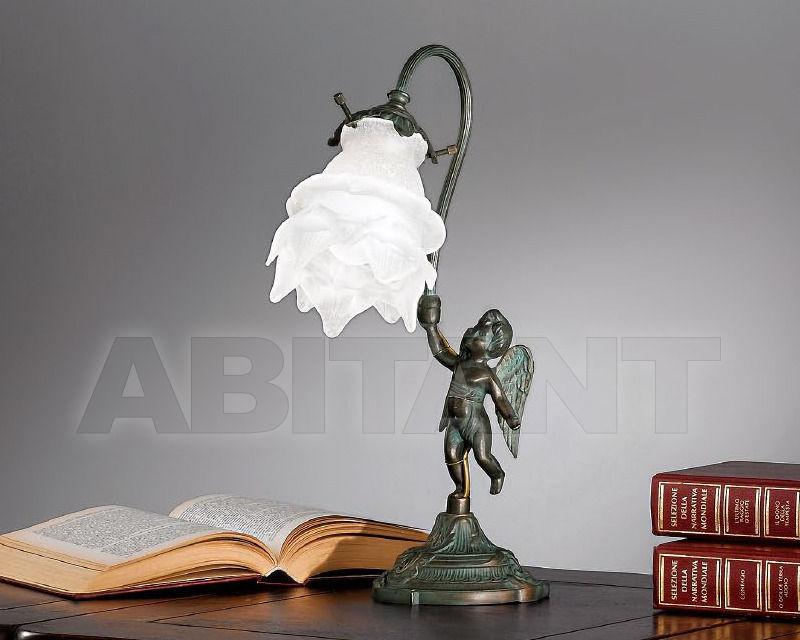 Купить Лампа настольная Nervilamp Snc Nervilamp 2013 2081/1L/ST