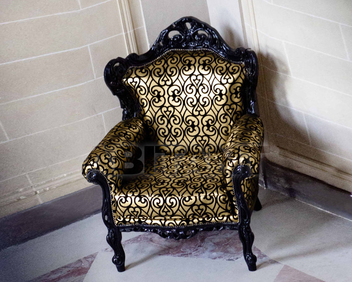 Купить Кресло Domingo Salotti Classica barokko Poltrona