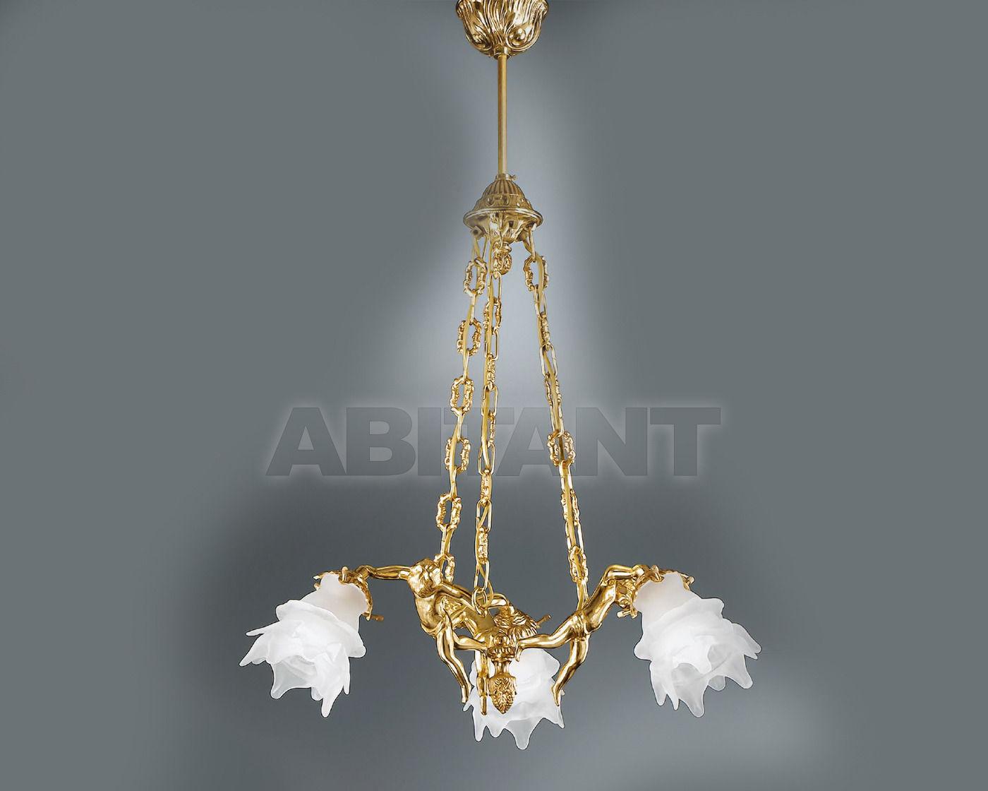 Купить Люстра Nervilamp Snc Nervilamp 2013 2080/3/ST
