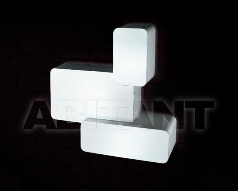 Купить Светильник настенный sampler Cremasco Illuminazione snc 24 Hours 2946/3