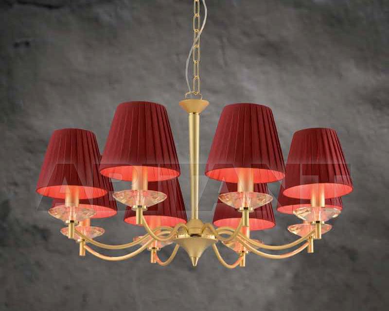 Купить Люстра Pisani Ruggiu Lightingwear Giodi S3988.19 8x480038
