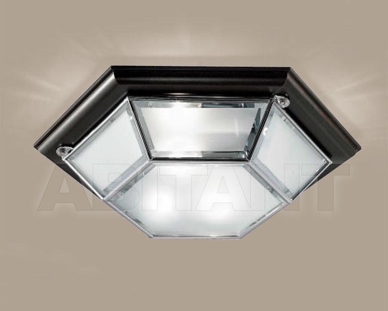 Купить Светильник Cremasco Illuminazione snc Il Rilegato 0980/3PL-GR-LN.cm
