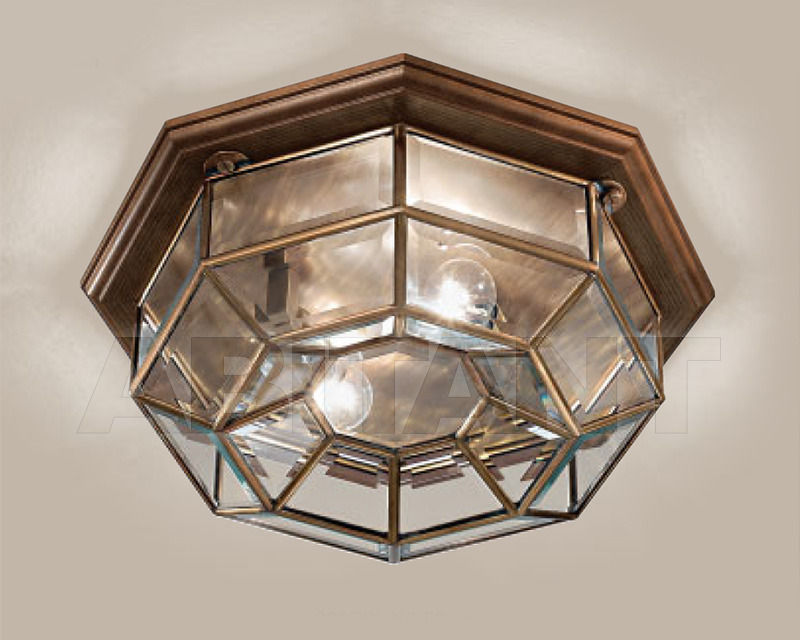 Купить Светильник Cremasco Illuminazione snc Il Rilegato 0991/2PL-LN.cm