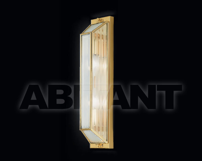 Купить Светильник настенный Cremasco Illuminazione snc Il Rilegato 2022/2AP-B.si