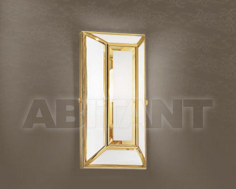 Купить Светильник настенный Cremasco Illuminazione snc Il Rilegato 1020/1AP-B.sm